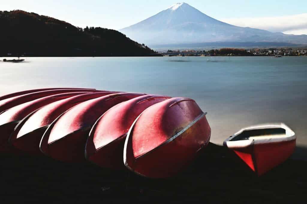 Japon activités touristiques mont Fuji