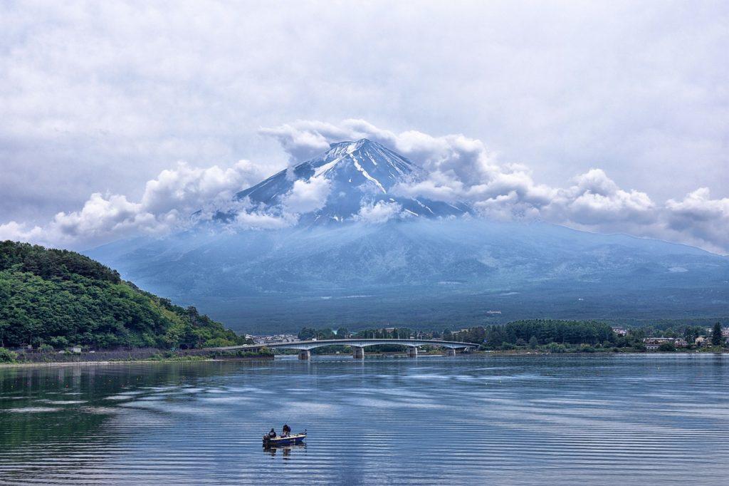 visiter le mont Fuji au Japon